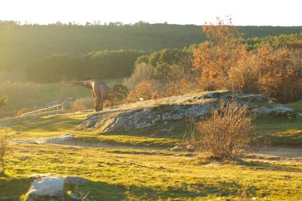 Dinosaurio Regumiel de la Sierra