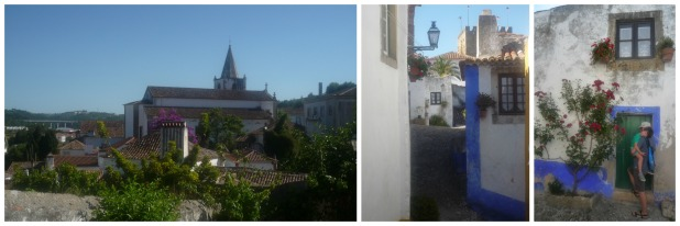 Obidos Collage